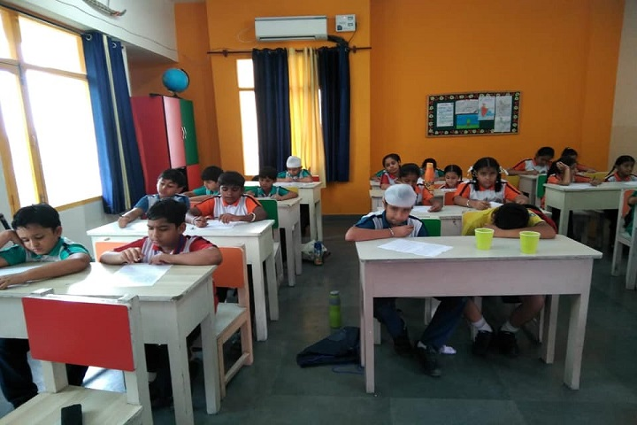 Guru Nanak Foundation Global School-Class
