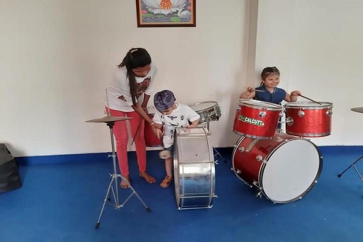 Guru Nanak Foundation Global School-Music Room