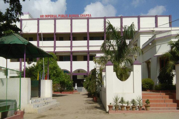 Hr Imperial Public School-Campusview