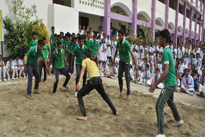 Hr Imperial Public School-Games