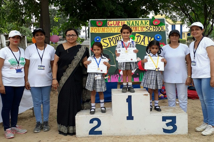 Guru Nanak Foundation Public School-Sports Day