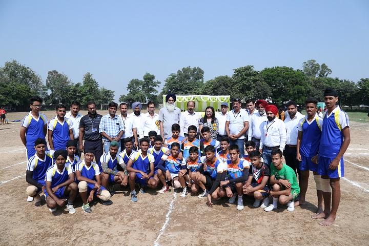 Guru Nanak Foundation Public School-Sports meet