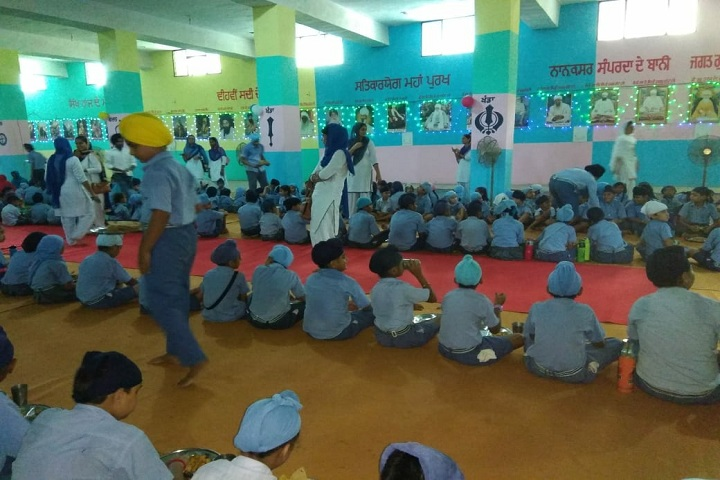Guru Nanak International School-Religious Activity