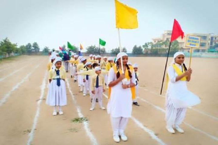 Guru Nanak International School-Sports Day