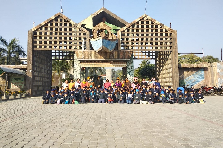 Guru Nanak International School-Educational Tour