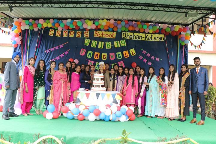 Guru Nanak Mission Public Senior Secondary School-Farewell