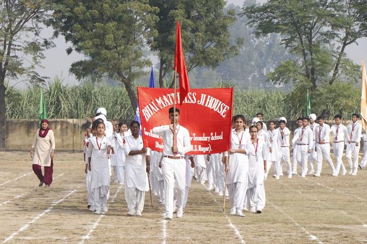 Guru Nanak Mission Public Senior Secondary School-Sports Day