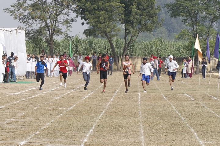 Guru Nanak Mission Public Senior Secondary School-Sports Competition