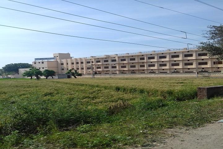Guru Nanak Public School-School View