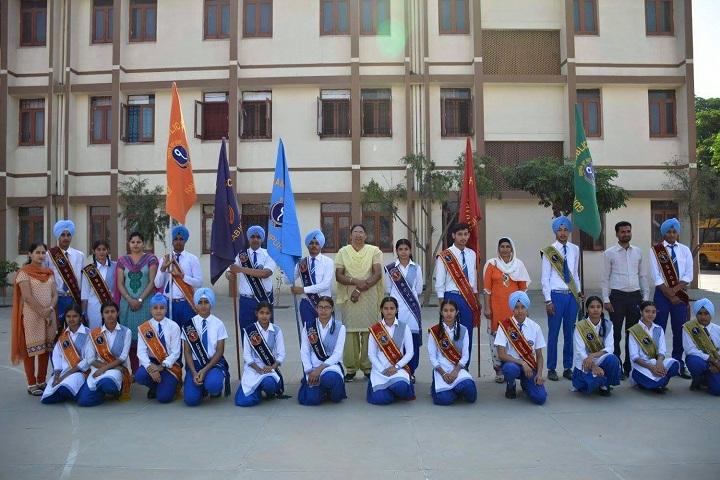 Guru Nanak Public School-Sports Event