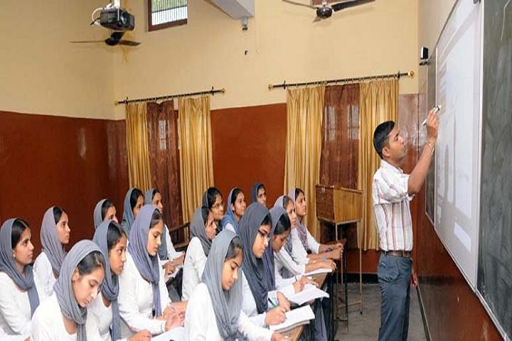 Guru Ram Dass Public School-Classroom