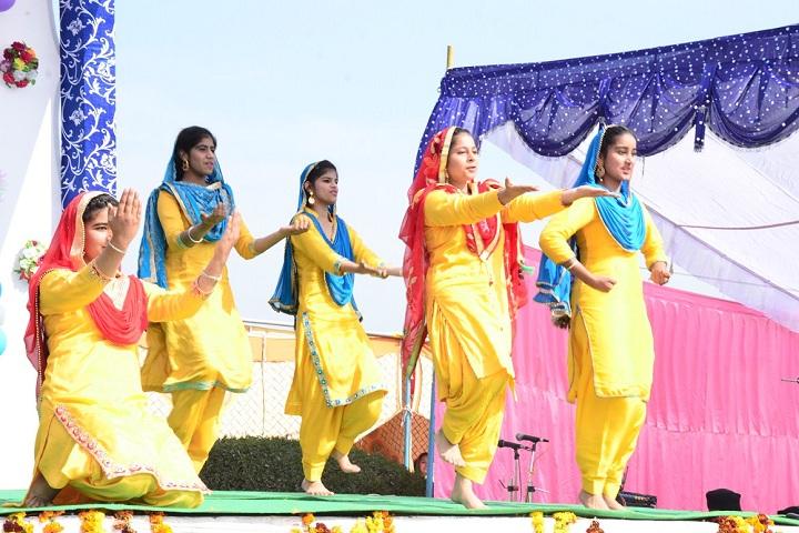 Guru Ram Dass Public School-Dance