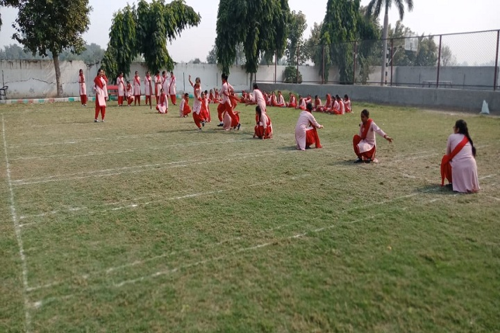 Guru Ram Dass Public School-Play Ground