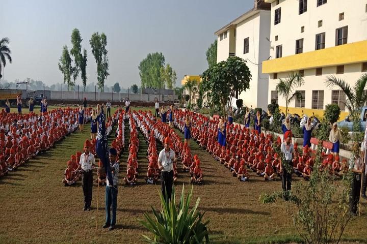 Guru Ram Dass Public School-Assembly