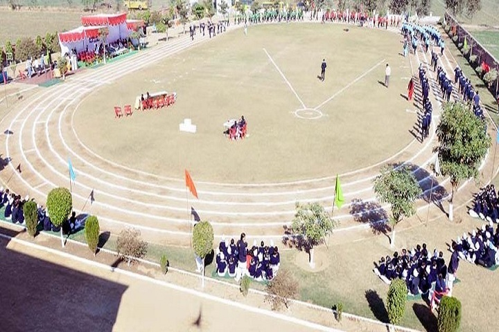 Guru Ram Dass Senior Secondary School-Sports Day