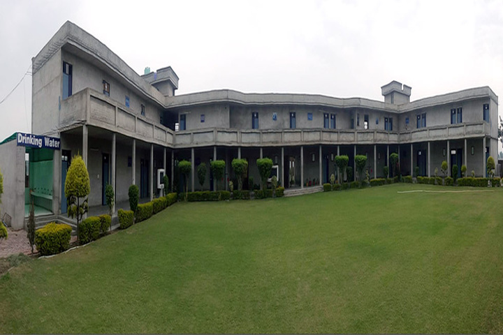 Guru Ram Dass Senior Secondary School-School View
