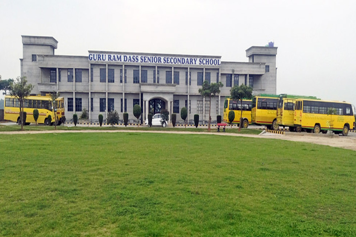 Guru Ram Dass Senior Secondary School-Transport