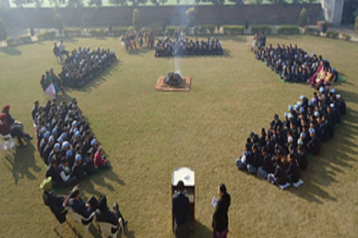 Guru Ram Dass Senior Secondary School-Sports Day Celebration