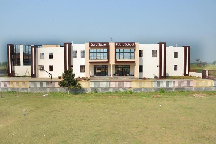 Guru Sagar Public School-School View