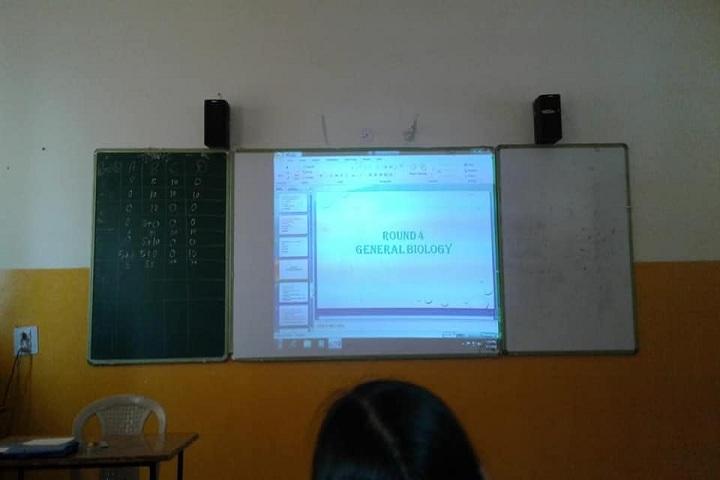 Guru Sagar Public School-Smart Classrooms