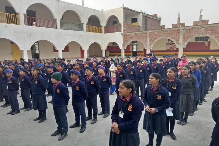 Guru Sagar Public School-Students