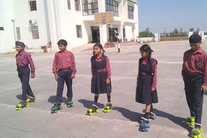 Guru Sagar Public School-Skating