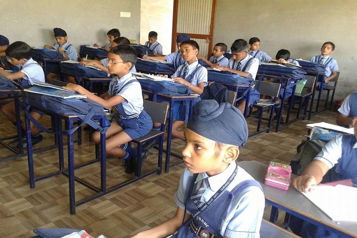 Gurukul-Classroom