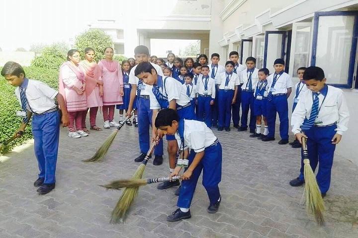 Gurukul-Clean and Green