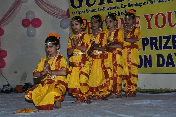 Gurukul-Cultural Program
