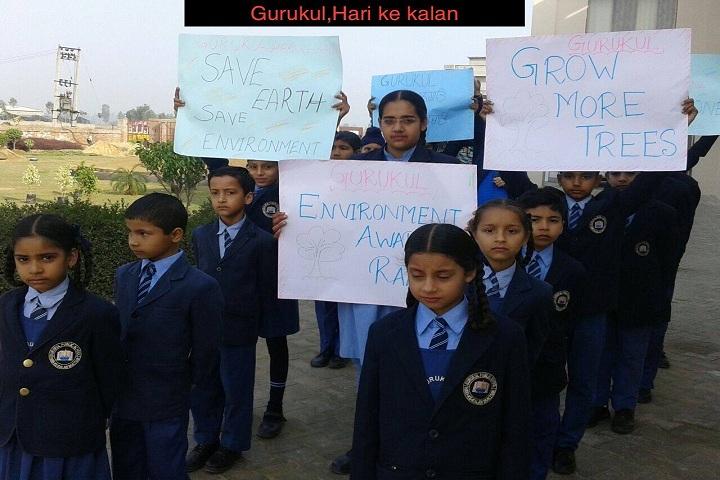 Gurukul-Environmental Awareness