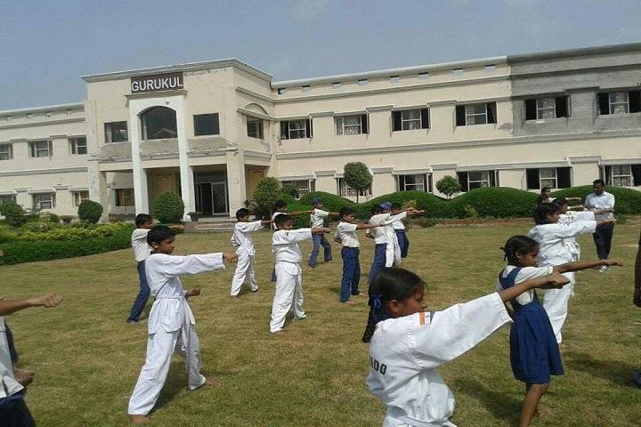 Gurukul-Karate