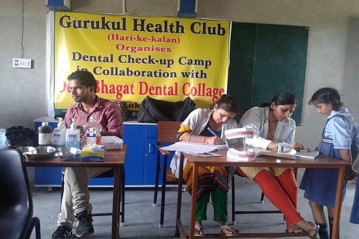Gurukul-Medical Camp