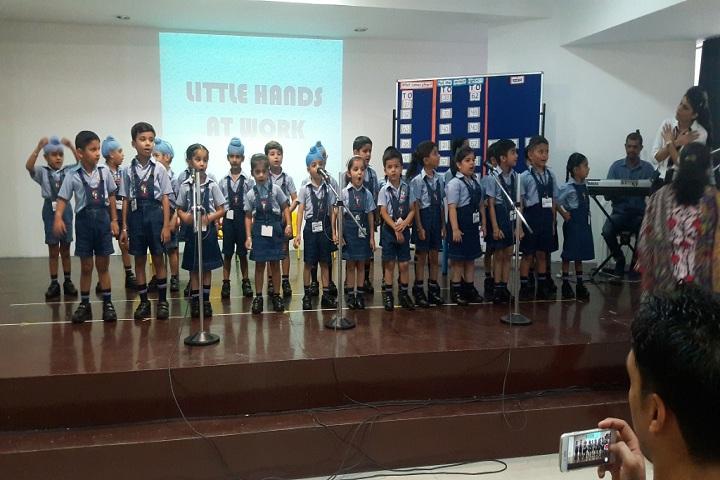 Gurukul World School-Event