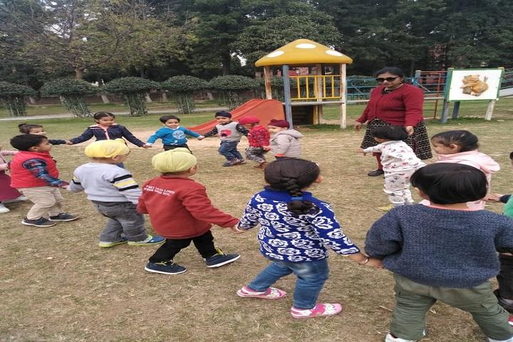Gurukul World School-Play Area
