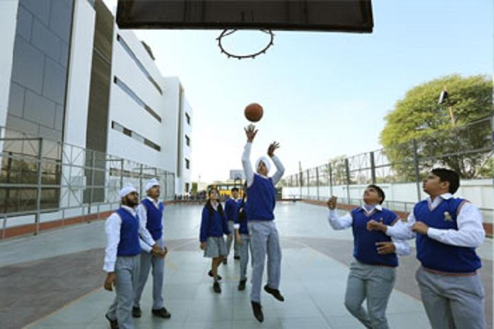 Gurukul World School-Sports