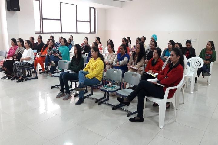 Gurukul World School-WorkShop