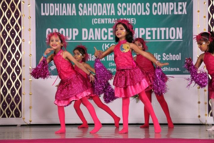 Gurunanak International Public School-Dance Event