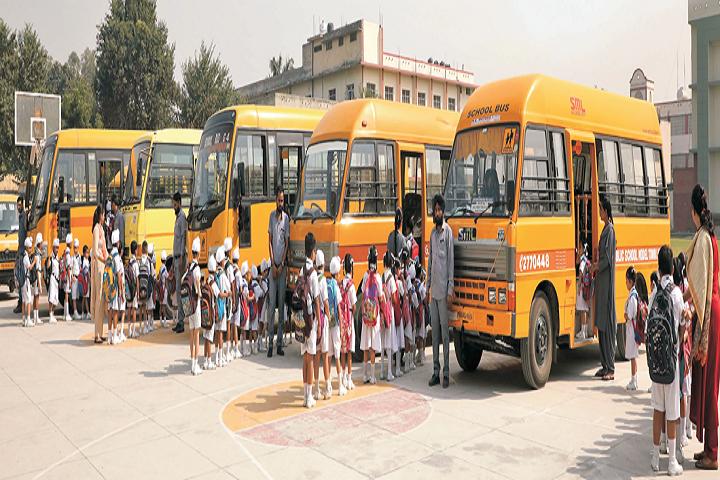 Gurunanak International Public School-Transport