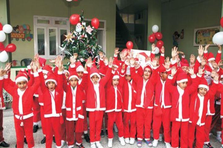 Gurunanak International Public School-Christmas Celebration