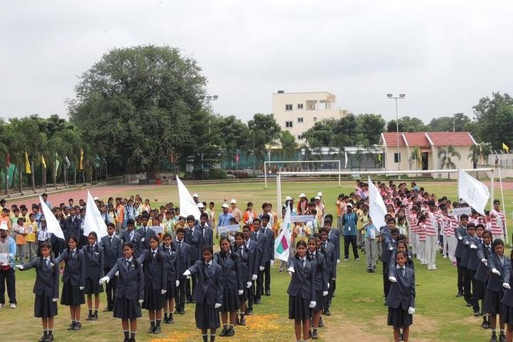 Ambitus World School-Assembly Ground