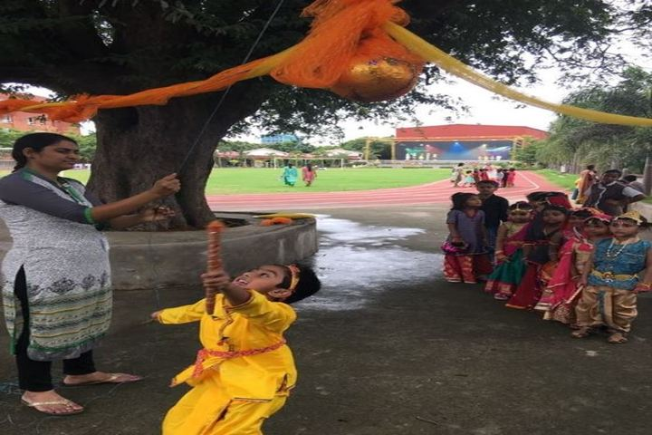 Ambitus World School-Celebrations