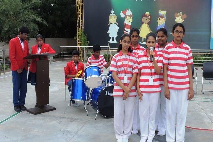 Ambitus World School-Singing