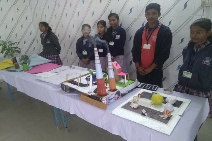 Ichchha Public School-Science Exhibition