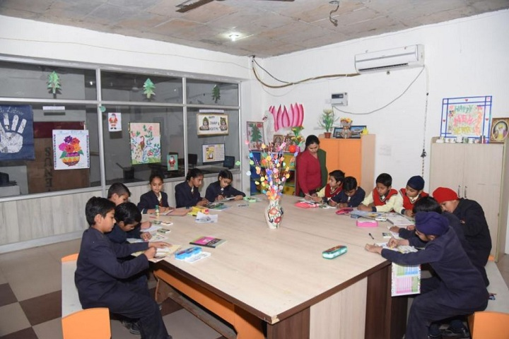 Gyan Gunn Sagar International School-Poster Presentation