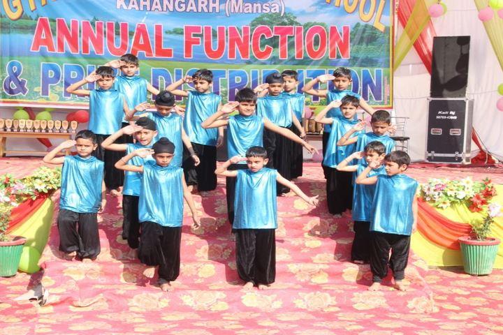 Gyan Sagar Convent School-Dance