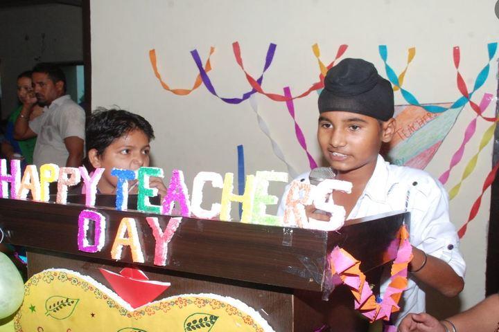 Gyan Sagar Convent School-Speech