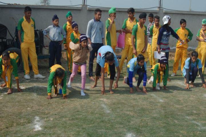 Gyan Sagar Convent School-Sports