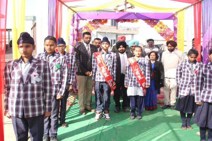 Gyan Sagar Convent School-Students