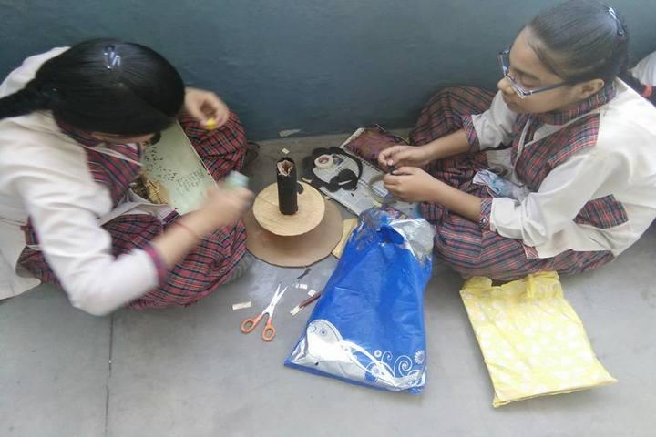 H M DAV Public School-Activity