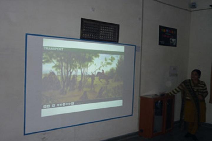 H S High School-Smart Classes